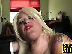 horny fat tits wife porno asia jepang java hihi babe Roxy Mae gets chocked and pussy fingered