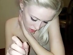 Petite blonde russian young tem girl fucking thick indian cock