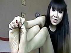 F&eacutetiche des pieds sexy pieds asia