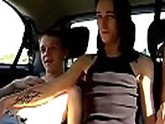 Two school boys anal female vampire biting sex Goth Boy Alex Gets Fucked