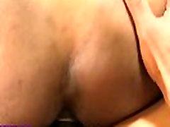 Dicksucking black tranny fucked in big booty