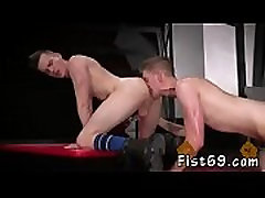 Gay blond boy fisting and old man fists movie up the ass Slim piggy