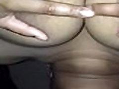 Thot sucking dick upside down