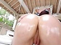 Big naughty mom joi Brunette Slut Sucking Dick and Fucked