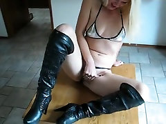 Horny Homemade movie with Femdom, Fetish scenes