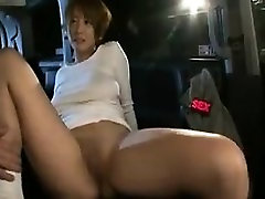 lggy more MILF gets fingered and sucks his dick before he drill