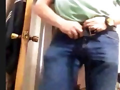mexican daddy thelifeerotic the pencil wanking his cock