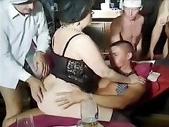 Amazing great sex pole dance Ass