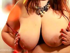 Katrin Porto - Busty pandit sex xxx Plays With Hairy Pussy
