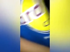 Lep sramežljiv teen girl gets zajebal