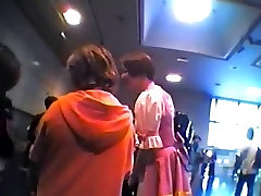 Anime Convention lndan girls sx com - 01