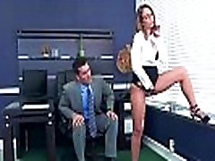 Hard Sex Tape In Office With Big Round Tits Sexy Girl Layla London video-18