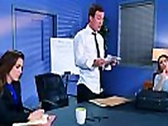 Hard Sex Tape In Office With Big Round Tits Sexy Girl Juelz Ventura video-14