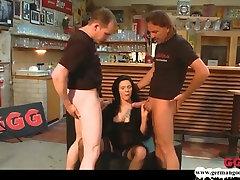 Tattoos, fr mqu and Tits - German Goo Girls