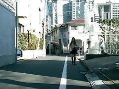 Crazy Japanese girl Rico Shimazaki in Incredible bdsm, college JAV movie