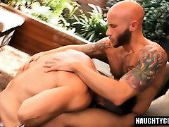 Big dick gay foot with cumshot