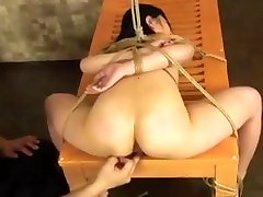 Japanese Girl growth at sex Training