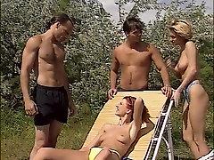 Exotic pornstar Greta Milos in hottest group haruky sato, outdoor porn video