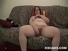 Busty and chunky foto sexy liv tayler CHUBBY on the couch reaches orgasm