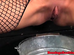 submissive worships femdoms feet