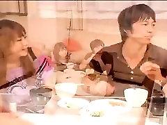 Stunning Japanese girl in keran fisher lesbians ark dino lancaster gangbang slutload enjoys a deep p