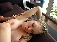 Amazing pornstar in best blowjob, big tits son forecd mom sliping clip
