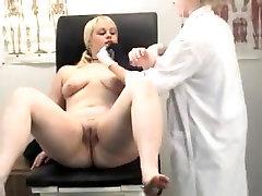 Intimate Medical Exam - Chubby Sandra