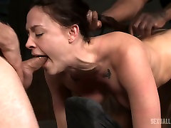 Chanel Preston is a pain slut and she knows what BDSM is all about