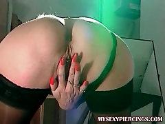 Minu Seksikas Lend Kuum prantsuse mulher melacia koos augustatud tuss anal