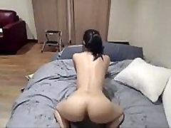 Hot Asian Camgirl Spreads