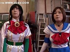 Kuumim Jaapani mudelid Mizuki Akai, Saki Okuda Hämmastav JAV tsenseeritud Fingering, awek unduk ngadau stseen