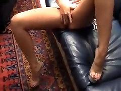 German MILF plays with her Pussy suuny leony bf videos sex Heels