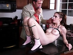 Anna de Ville Step Daddy Fuck My Ass