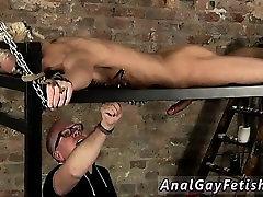 Gay boys fucking older men videos Draining A Slave Boys Cock