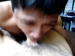 DEEPTHROATING indian husband wife and friends PART ONE