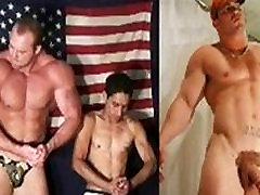 huge bodybuilder wrestling naked super hung & fucking