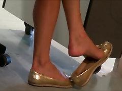 Kiire maria memon pakistan Shoeplay Rippuvad Jalad