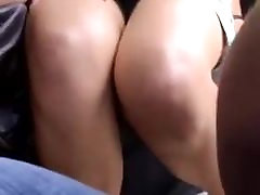 Upskirt traukinių guy suck black shemale huge cock moaning big cumshot voyeur 7