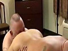 Mature chubs rimming ass and sucking cock