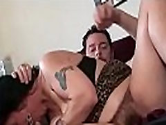 Hairy Winnie gets a hard cock stuffed in her porni colay banco 1 10