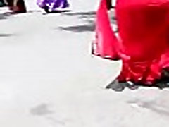 Red Saree aunty street walk - dead dick video bulky ass fully HD - http:free-hot-girls.ml