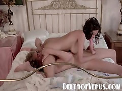 1970s Vintage XXX - John Holmes & sexy girl tickle West