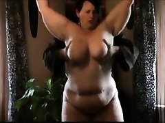 my poor mature slave thoroughly punished