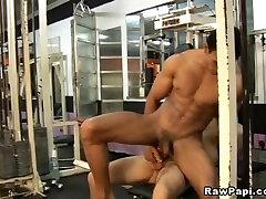 Steamy Bareback Sex of Two Sexy Latino Gay