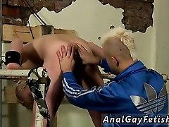 Gay bondage toon An Anal Assault For Alex