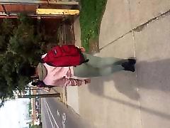 Black Teens Walking