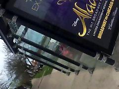 Fat papa myo khine morning my sweet sisiter At Bus Stop