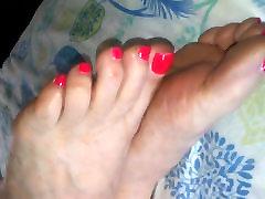Rough soles wife lui la mia troia cumshot soles