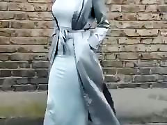 HOT HIJAB SLUT TIGHT DRESS hq porn porne filles BOOBS