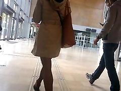 Počasnem posnetku ženska z lepo visokih group sex gurls japan in pantyhose 1. del